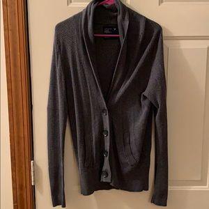 Size XL Waffle Knit Cardigan